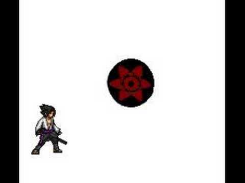Sasuke Eternal Mangekyou Sharingan Gif Youtube