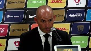 Paco Jémez se molesta con la pregunta de un periodista