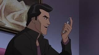 Бэтгерл попадает в засаду Бэтмен спасает Бэтгерл