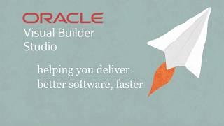 What Is Oracle Visual Builder Studio?  video thumbnail