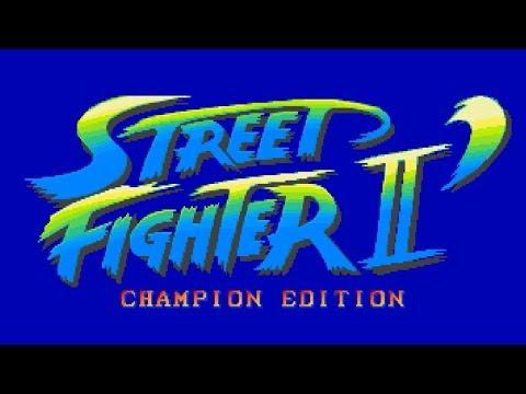 STREET FIGHTER II DASH / ストリートファイターII ダッシュ