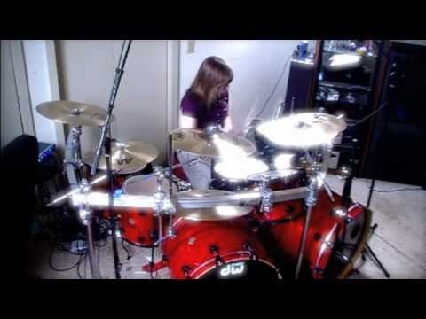 Cute Without the 'E' - Taking Back Sunday (Drum Cover)