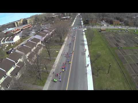 Images du mini-marathon