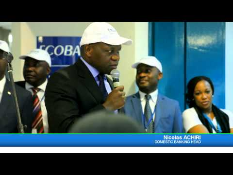 ECOBANK publi reportage by Play One