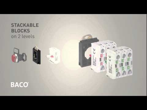 Control and signalling devices BACO thumbnail