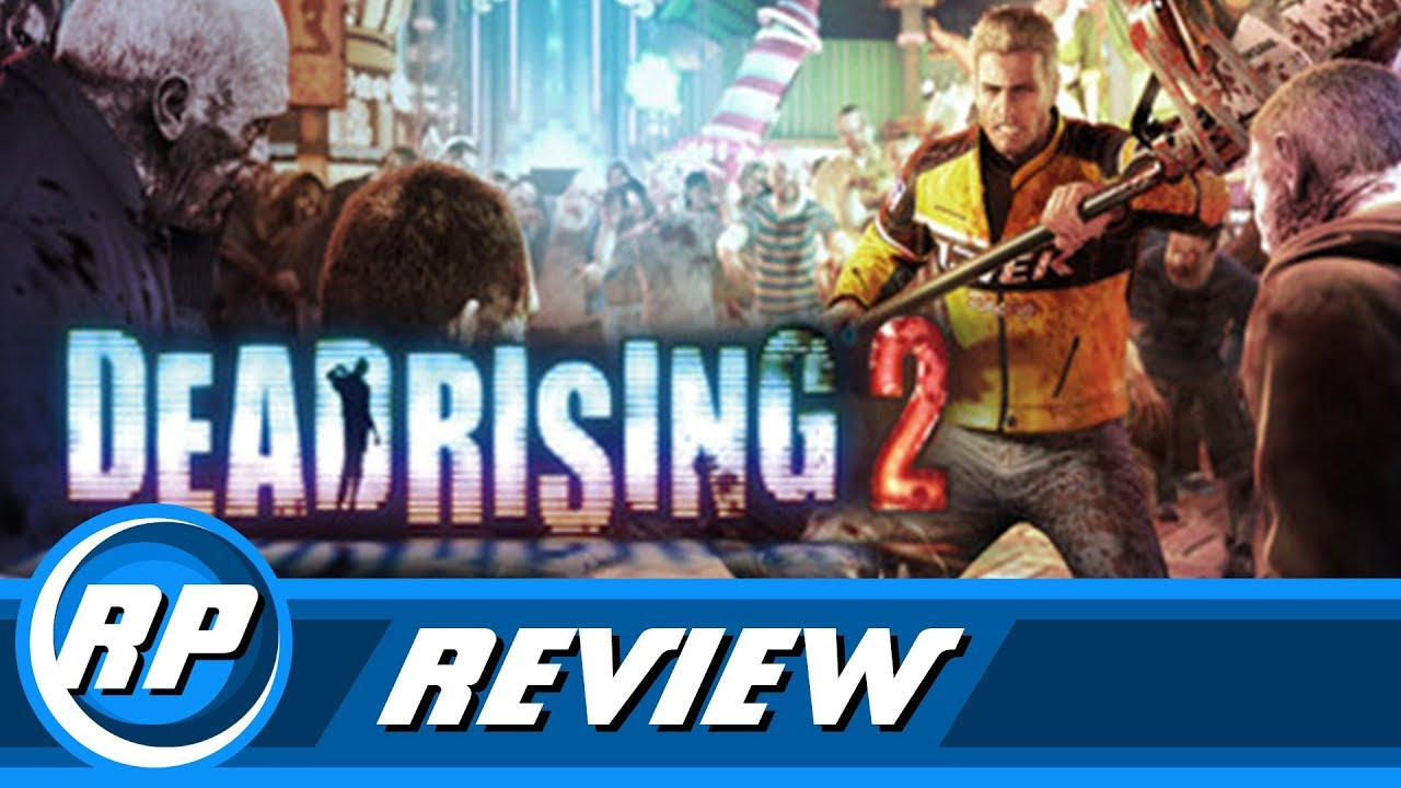 Dead Rising 2 Review Ps4 Recommended Playing Youtube