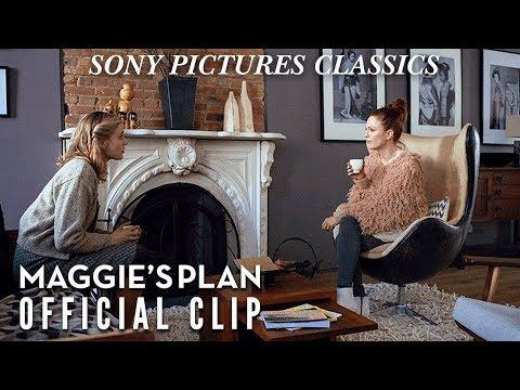 Maggie's Plan (2016) - Clip