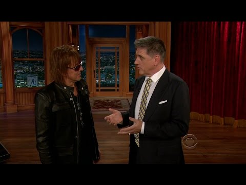 Late Late Show with Craig Ferguson 11/16/2012 James Spader, Cynthia Littleton