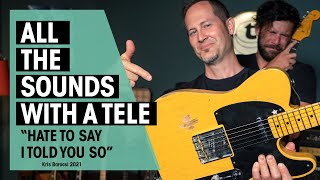 How to Get Evęry Sound With a Telecaster |Thomann