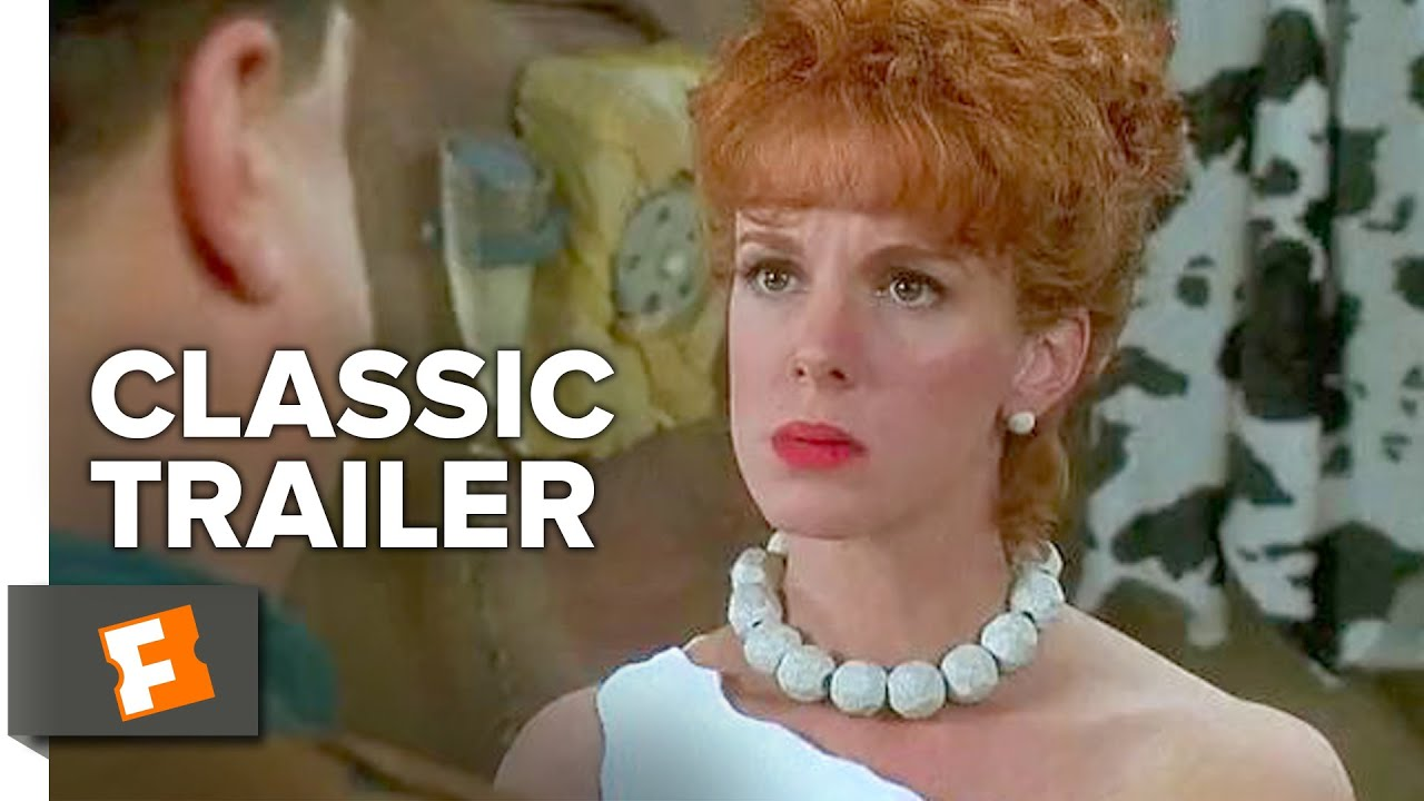 Filme Os Flintstones with the flintstones (1994) official trailer - john goodman, rosie o