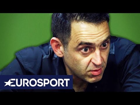 Ronnie O'Sullivan Battling Illness as Title Defence Begins! | UK Championship 2018 | Eurosport