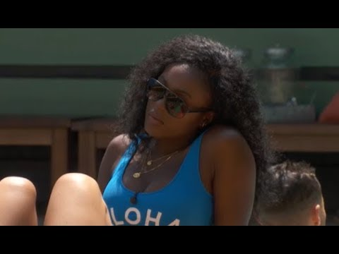 Kemi Gives Live Feeds Viewers A Show BB21