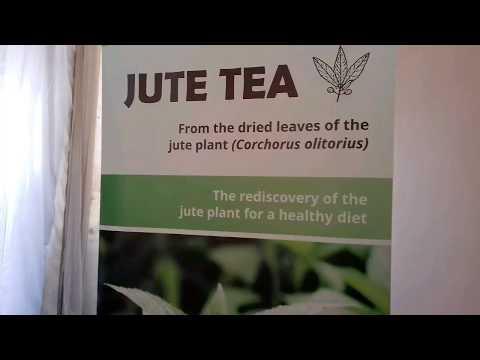 jute tea bd/পাটের চা/ডায়াবেটিসরোধী পাটের চা/Diabetic jute tea