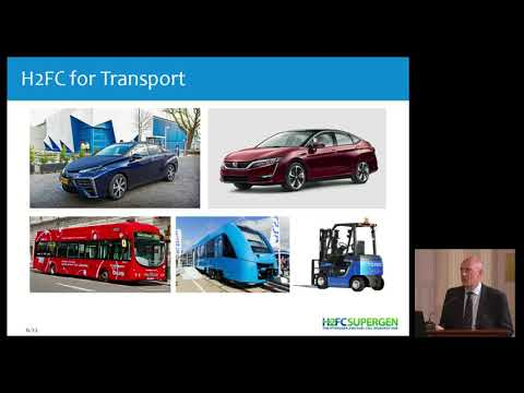 3 - Hydrogen and Fuel Cells as a Part of Future Energy System / Prof. Robert Steinberger-Wilckens