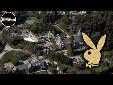 Lucy -  ¿Qué Pasó Con La Mansión Playboy Tras La Muerte De Hugh Hefner?