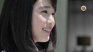石橋杏奈:ニベア花王『8x4 ワキ汗EX スケジュール帳篇』 高橋ひか...