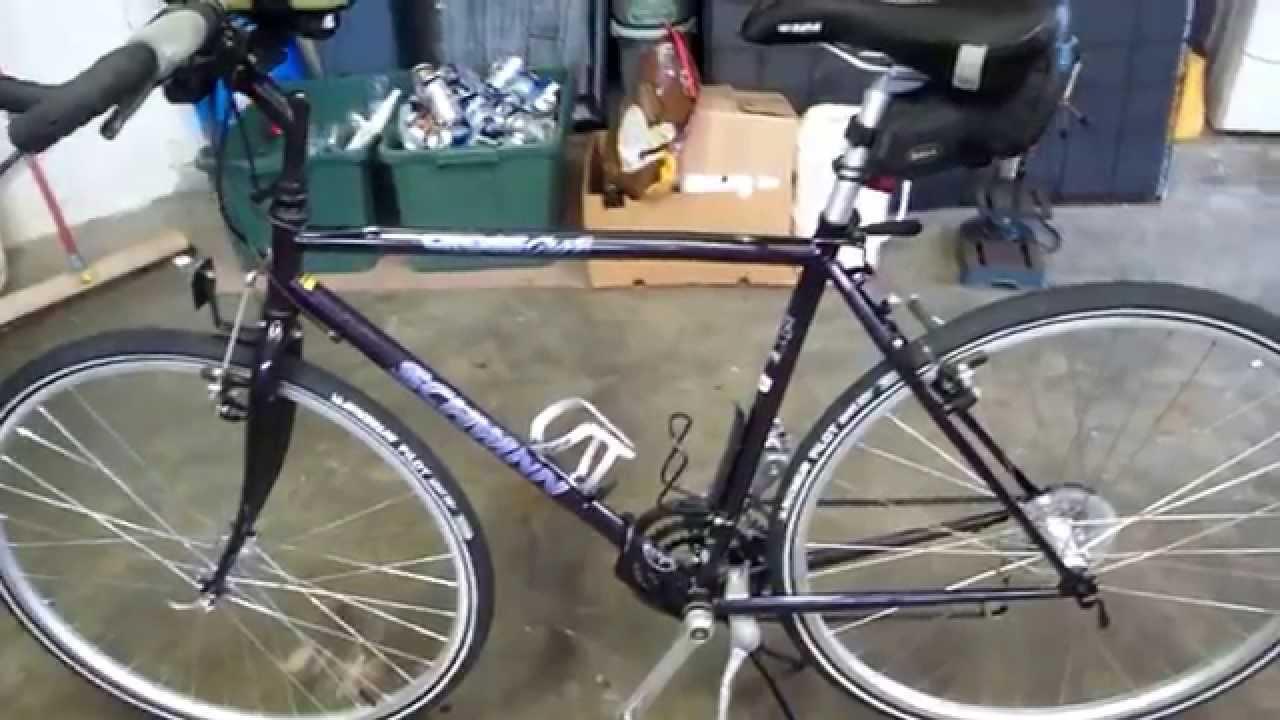 '93 Schwinn CrossCut Hybrid Bicycle