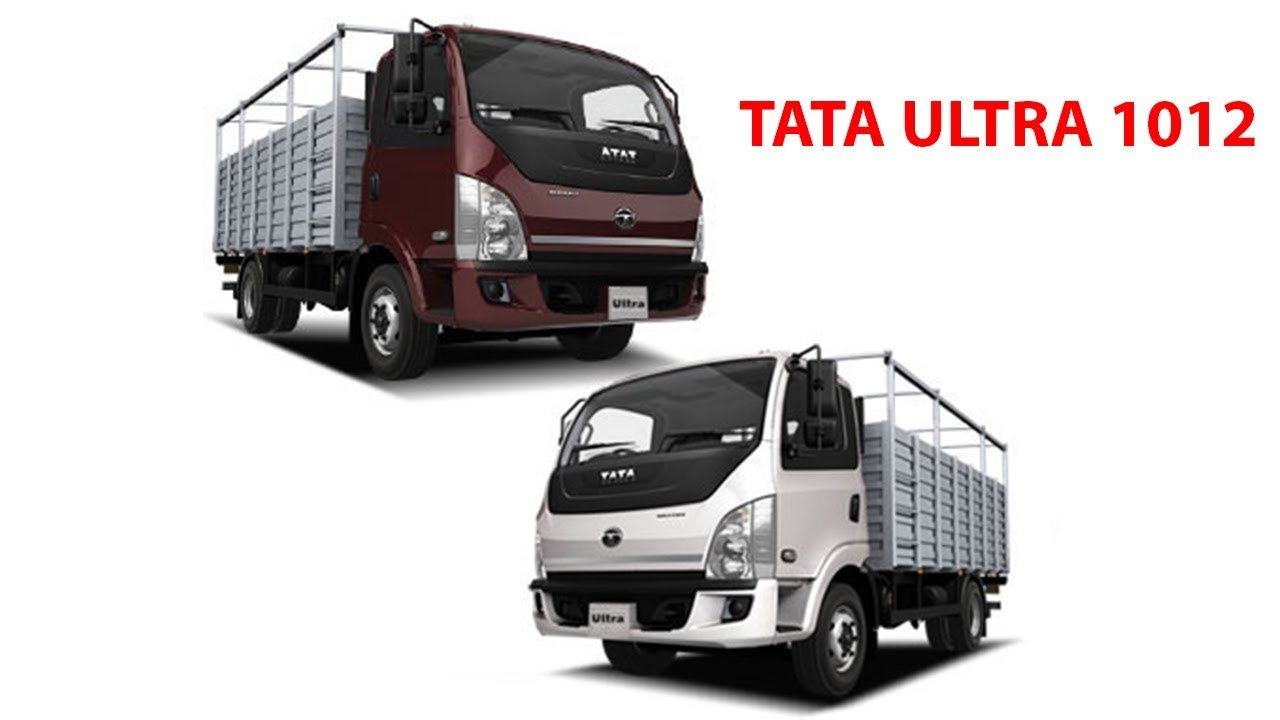 Tata Ultra 1012 Price Specifications Review Youtube