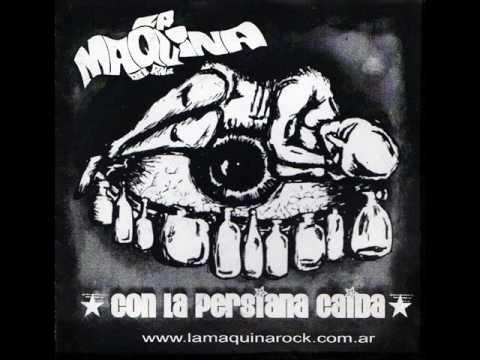 La Máquina del Rock and Roll- Con la Persiana Caída- Albúm completo 2003.