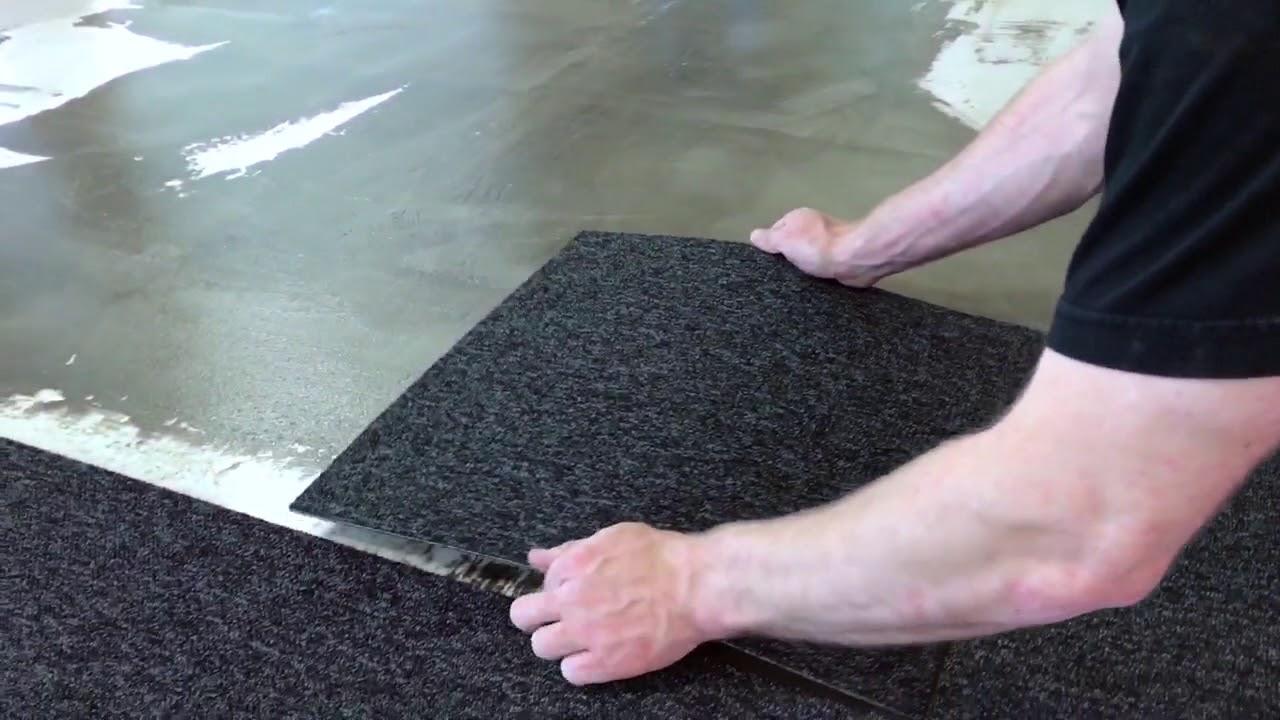 pålægning af tæpper
