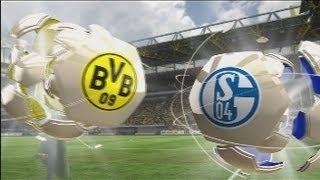 8.Spieltag 2012/2013 Borussia Dortmund : Schalke 04 - FIFA 13 Prognose