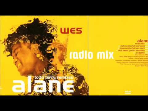 WES-alane - radio mix