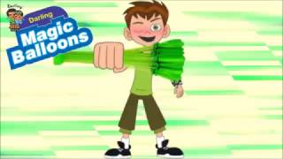 Darling Toys Ben10 Magic Balloons | Make 111 water balloons in less than a minute!