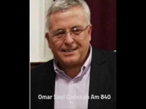 Omar Gadea En Radio AM 840