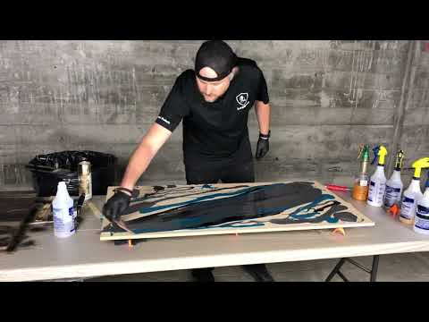 Dynamic Technique On Epoxy | From Beginning To End