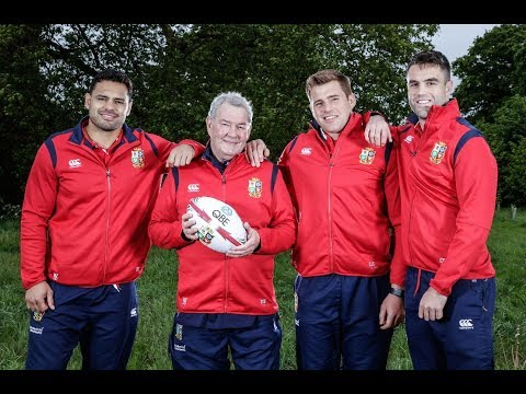 QBE and The British & Irish Lions: Life in the Lions Camp with Patrick