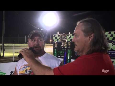 Moler Raceway Park | 7.31.15 | Diamond Cut Lawn Care Sport Mod Feature Winner | Andy Trout