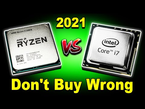 Смотреть 🔥 Don't Buy Wrong CPU 🔥 How To Buy CPU? Intel vs AMD | Core i3, i5, i7, i9 | Ryzen 3, 5, 7 (Hindi) онлайн