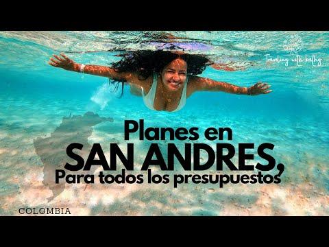 Turismo en Colombia - San Andrés Islas