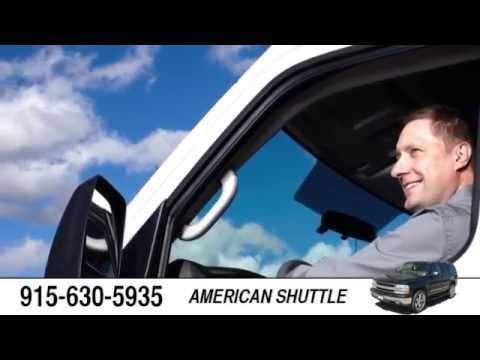 American Shuttle | Ciudad Juarez & Airport Transportation For Up To 7 Passengers in El Paso, TX