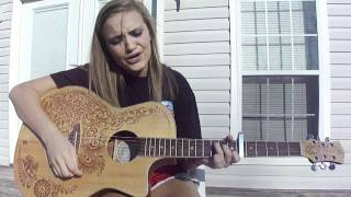 Cowboy Take Me Away by Dixie Chicks(cover)