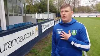 End of Season review: Anthony Malbon has his say on Kidsgrove Athletic 2017/18 campaign