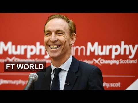 Scottish Labour leader on May general election