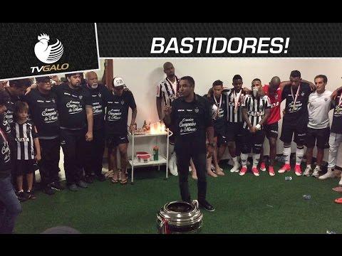 33e40711f8 08 05 2017 Confira os bastidores das finais do Mineiro - YouTube