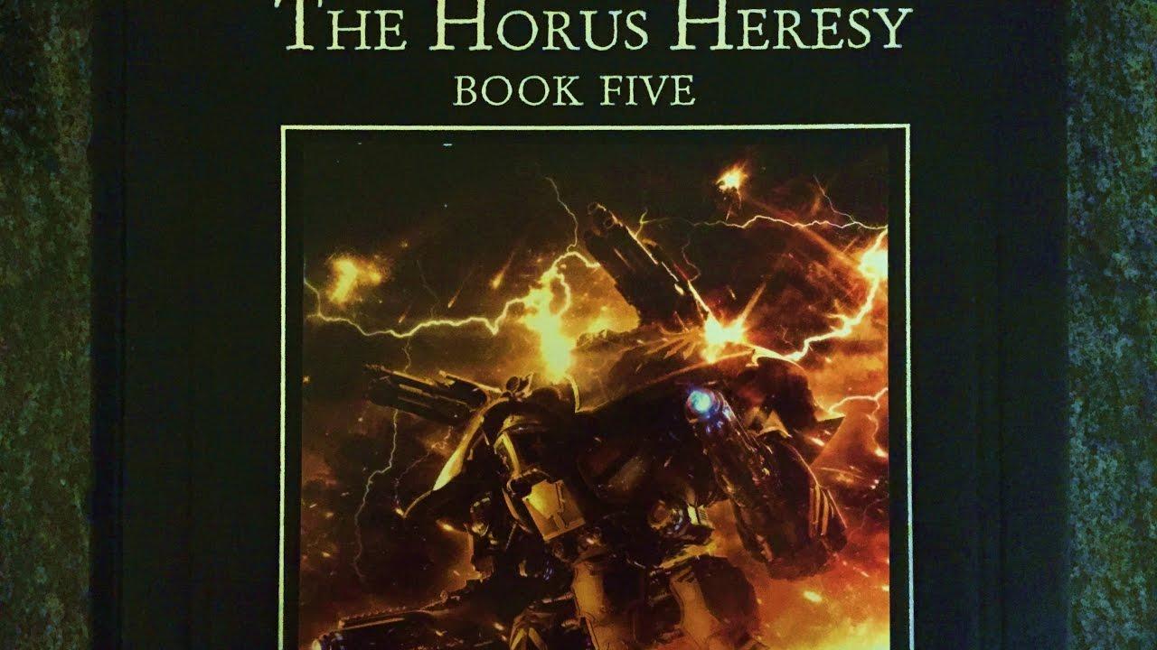Horus Heresy Book 1 Betrayal Pdf