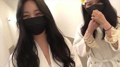[Sub] 인생 첫 Vlog ♡ 여수 풀빌라 호캉스 ✈