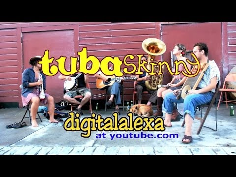 """Tuba Skinny- At The Mill - """"7 Songs Medley"""" -MORE at DIGITALALEXA channel"""