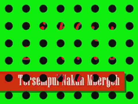 """Tersempul Nakan Mbergeh """"Karaoke Version"""" G.S"""