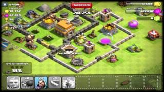 Clash of Clans con Dazzer - Primeros Videos + Un Buen Clan!