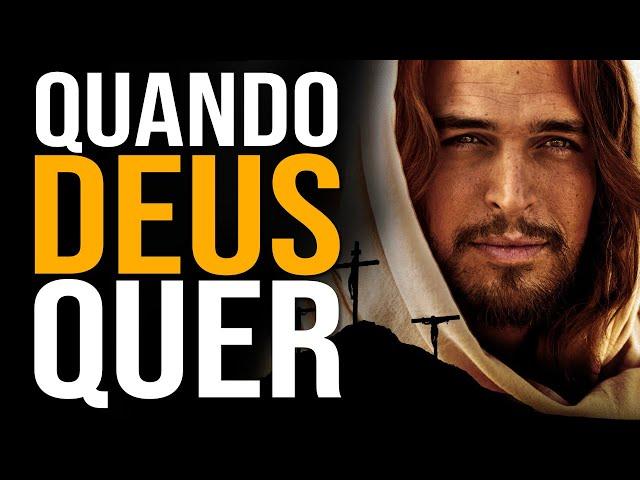 VOCÊ TEM 15 MINUTOS PARA JESUS? (PODEROSA MOTIVAÇÃO)