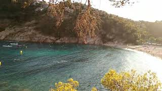 Пляж giverola