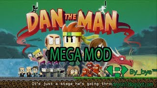 Dan The Man v1.1.4 | MEGA HİLELİ - Android
