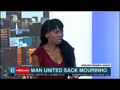 Man United sack Mourinho