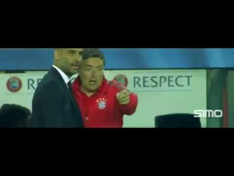 Pep Guardiola - Barcelona vs Bayern Munich 3-0 | 6 May 2015