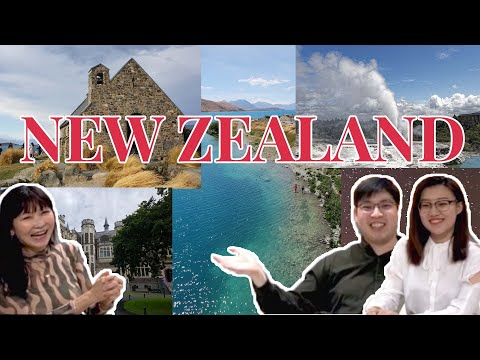 Virtual Travel with Super - New Zealand Episode 9