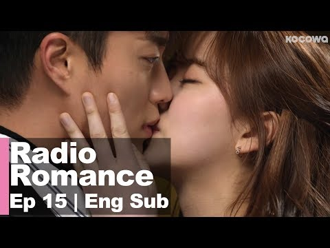 YoonDooJoon ♥ KimSoHyun Love Confirmation Kiss [Radio Romance Ep 15]